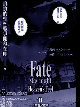 Fate/stay night Heaven』s Feel